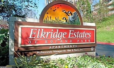 Community Signage, 34 Over Ridge Ct, 2