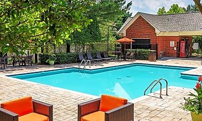 Pool, Colonial Grand at Crabtree, 0