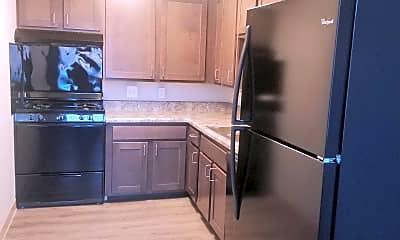Kitchen, Park Tanglewood, 1