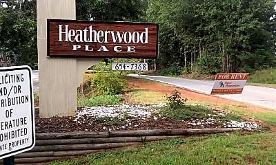 Heatherwood Place, 1