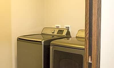 Bathroom, Washington Lofts, 1