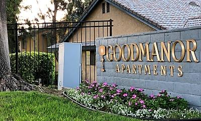 Goodmanor Apartments, 1