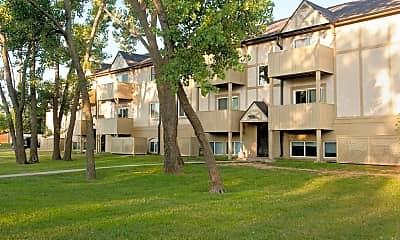 Building, Spring Ridge Apartments, 0
