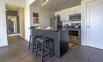 Kitchen, Regis Houze Apartments, 1