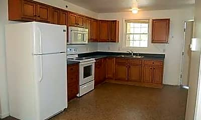 Kitchen, Big Tree Apartments, 2