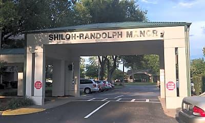 Shiloh-Randolph Manor, 1