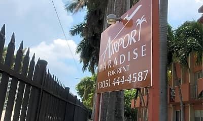 Airport Paradise Apartments, 1