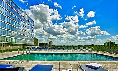 Pool, 2020 Hudson Street, 2