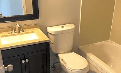 Bathroom, 7919 Lake Ave, 1