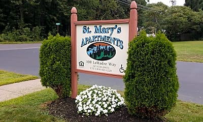 St Mary's Apartments, 1