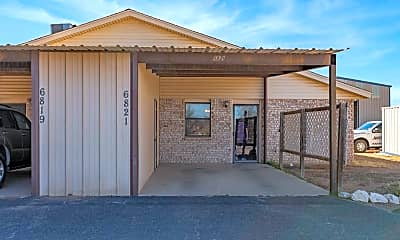 Building, 6821 Ector Ave, 0