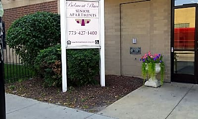 Belmont Place Senior Apartments, 1