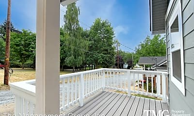 Patio / Deck, 2311 SW 6th Ave, 1