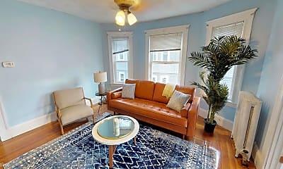 Living Room, 268 Boston Ave, 0
