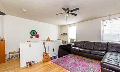Living Room, 1520 N Lawrence St B, 0