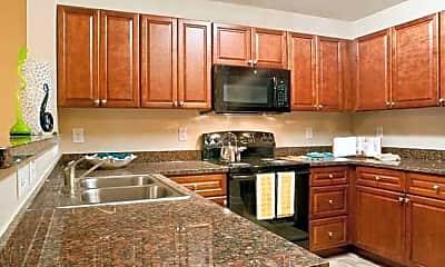 Kitchen, Apartments at Austin North, 1