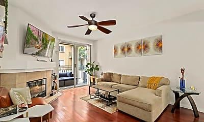 Living Room, 2020 Camino De La Reina, 1