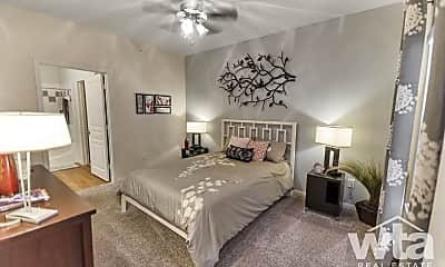 Bedroom, 8818 Travis Hills Drive, 2