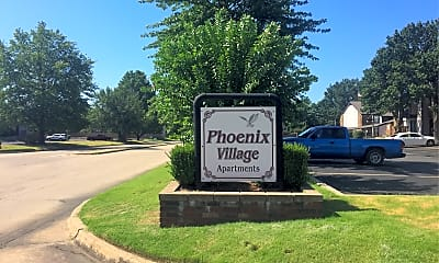 PHOENIX VILLAGE APARTMENTS MUSKOGEE, 1