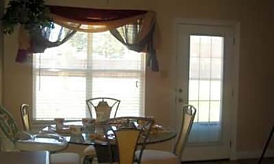 Dining Room, 121 Zoe Dr, 2