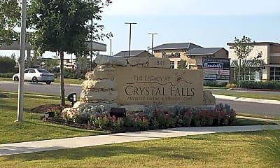 The Legacy at Crystal Falls, 1