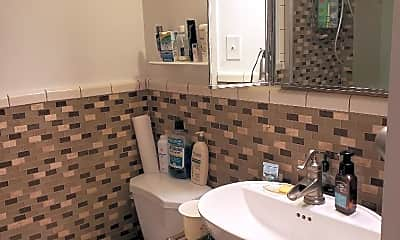 Bathroom, 4201 Cathedral Ave NW 911W, 2