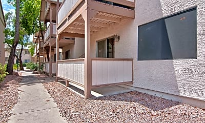 Patio / Deck, 616 S Hardy Dr 111, 1