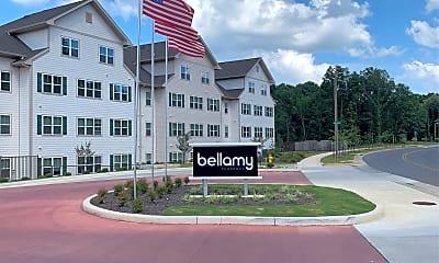 Bellamy Florence, 1