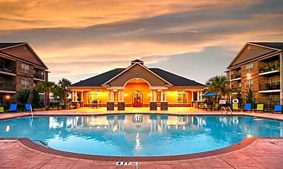 Pool, ParcStone Apartments, 0