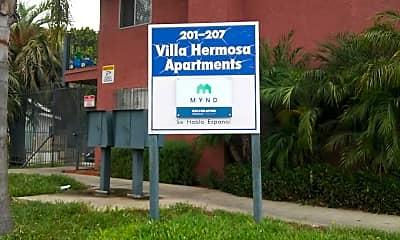 Villa Hermosa, 1