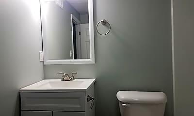 Bathroom, 1111 W 10th St, 2