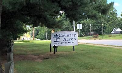 Community Signage, Country Acres, 2