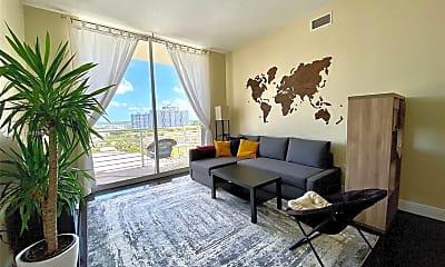 Living Room, 18800 NE 29th Ave PH16, 1