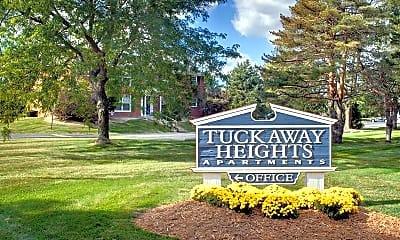 Community Signage, Tuckaway Heights Apartments, 0