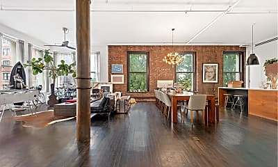 Dining Room, 143 Prince St 2, 1