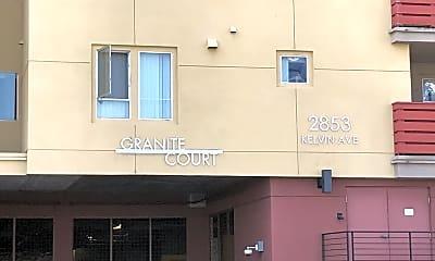 Granite Court, 1