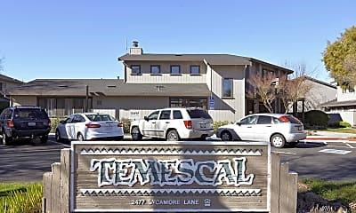 Community Signage, Temescal, 2