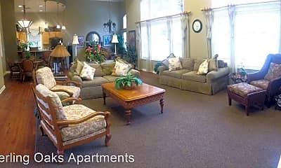 Living Room, 100 Sterling Oaks Dr, 1