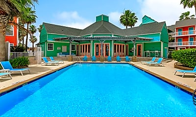 Pool, Residence at West Beach, 0