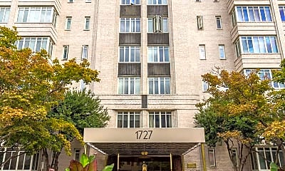 Building, 1727 Massachusetts Ave NW 812, 2