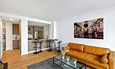 Living Room, 1277 E 14th St 615D, 0