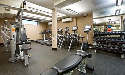 Fitness Weight Room, 112 Horatio St, 2