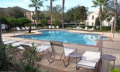 Pool, 7130 Stonelion Cir, 1