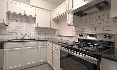 Kitchen, Flats on 7th, 0