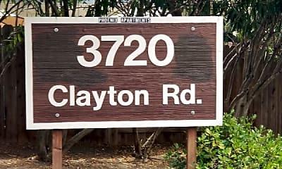 Community Signage, 3720 Clayton Rd, 0