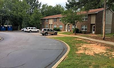 Laurens Villa Apartments, 2