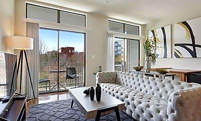 Patio / Deck, 299 North Highland Avenue Northeast 3041, 1