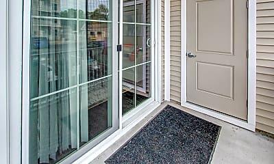 Patio / Deck, The Kinloch Apartments, 2