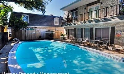 Pool, 8038 Broadway, 1