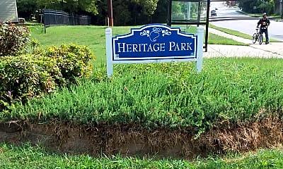Heritage Park, 1